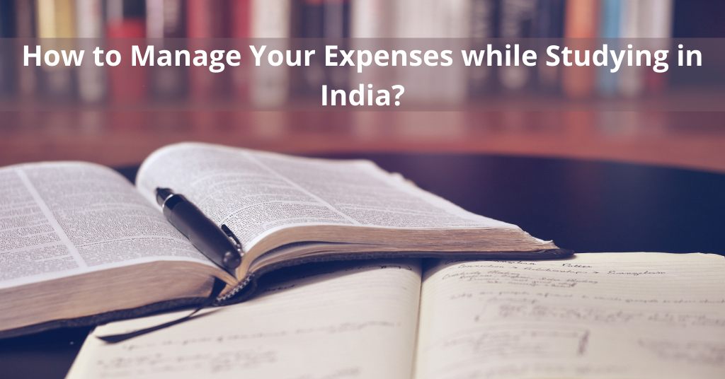 Manage Expenses while Studying