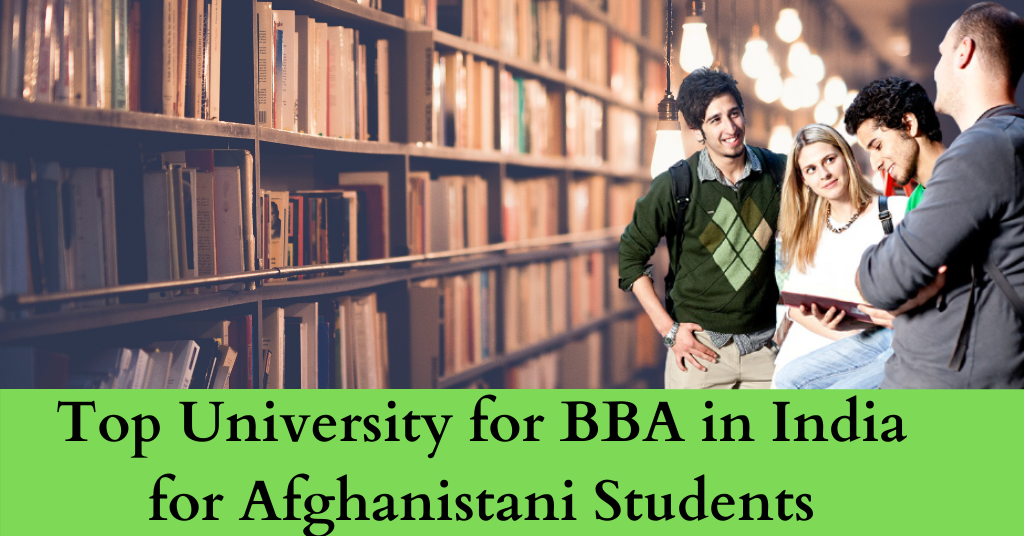 Top University for BBA in India